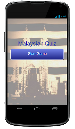 Malaysian Quiz