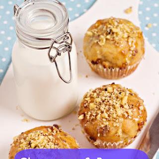 Cinnamon & Banana Protein Muffins