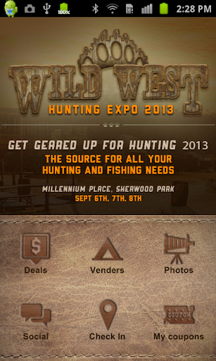 Wild West Expo