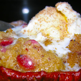 Annaliese's New England Indian Pudding.