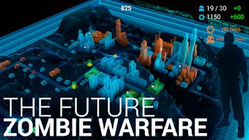 Screenshot of Zombie City Defense