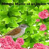 Nature Mystic S4 LOCK SCREEN