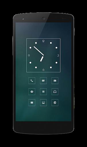 Feena Analog Clock UCCW