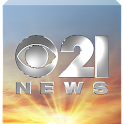 CBS 21 AM NEWS AND ALARM CLOCK