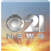 CBS 21 AM NEWS AND ALARM CLOCK