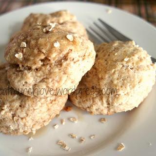 Maple Biscuits (vegan Friendly)