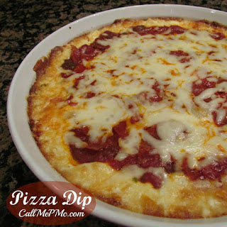 To Die For Pizza Dip / Call Me PMc