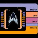 Trekkie: ssLauncher Theme icon