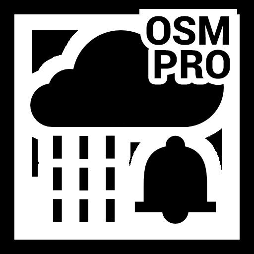 降雨警報器 OSM Pro 天氣 App LOGO-硬是要APP