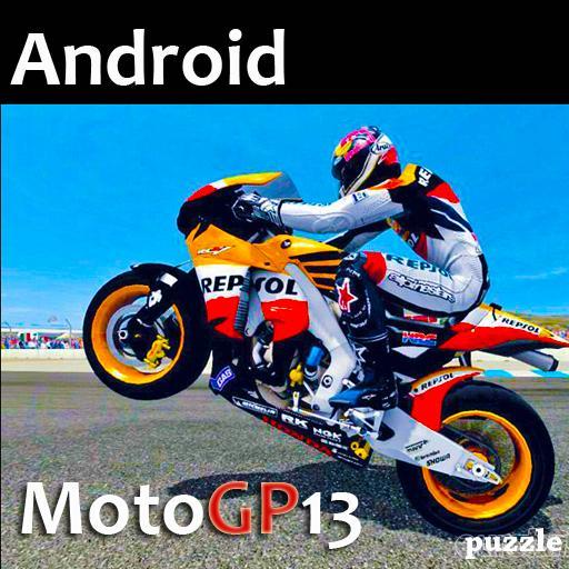 MotoGP 2014 Puzzle LOGO-APP點子