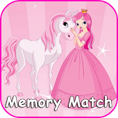 Princess Memory Match