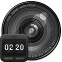 Video video camera timer icon