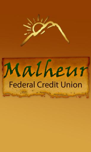 Malheur FCU Mobile Banking