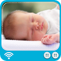 MyBabyMonitor Video-Audio Lite icon