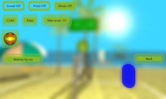 Screenshot of Volleyball Physics HD