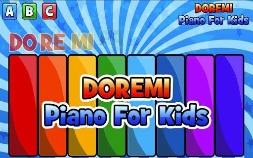 DoReMi Little Piano for Kids