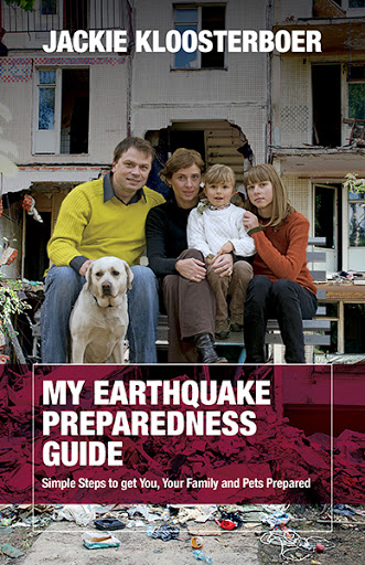 My Earthquake Preparedness Guide cover