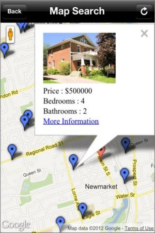 Toronto Real Estate Area Prope