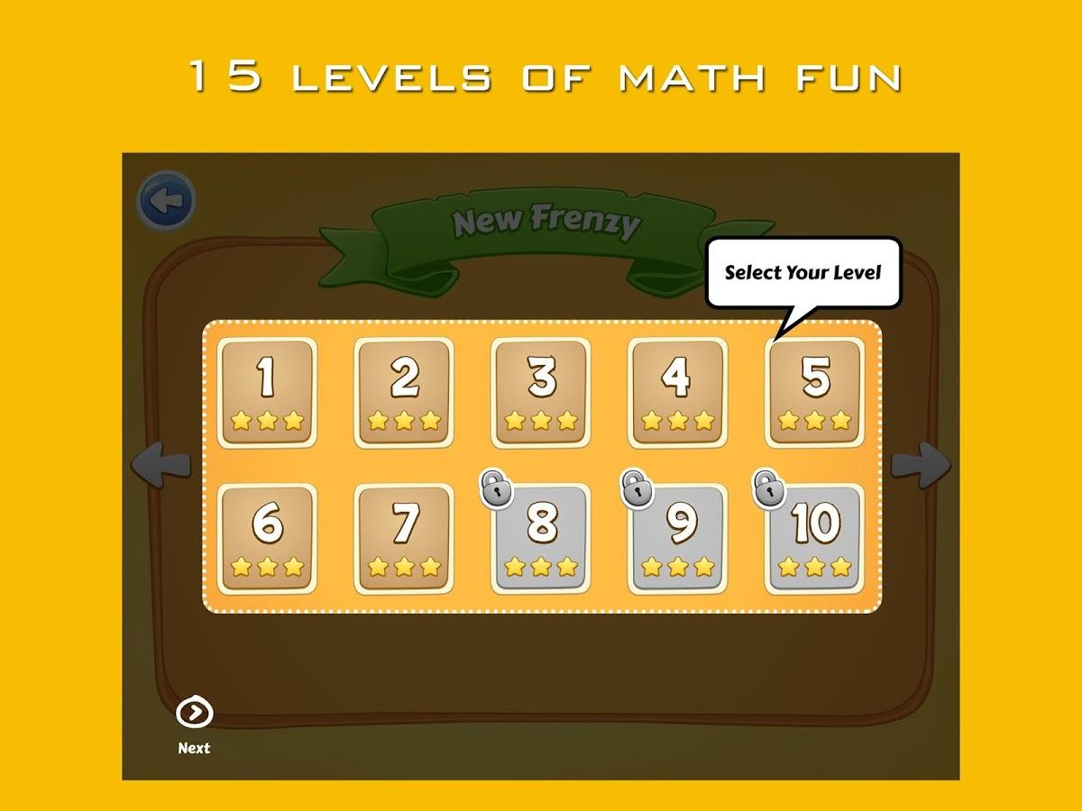 5 Minute Frenzy Addition Android Apps on Google Play – Multiplication Frenzy Worksheet