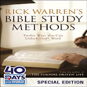 Rick Warren Bible Study Method