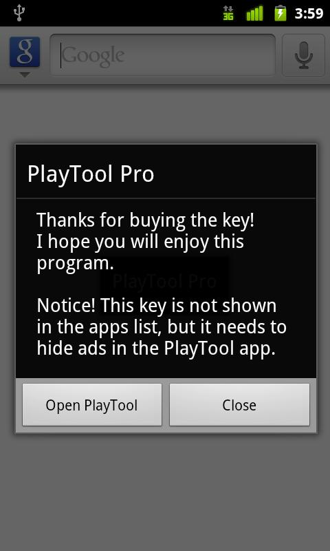 PlayTool Pro (donate)- screenshot