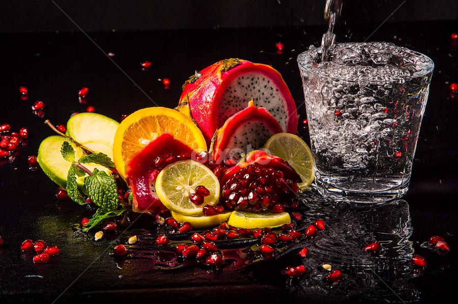 still life by Ricky Jaswal - Food & Drink Fruits & Vegetables