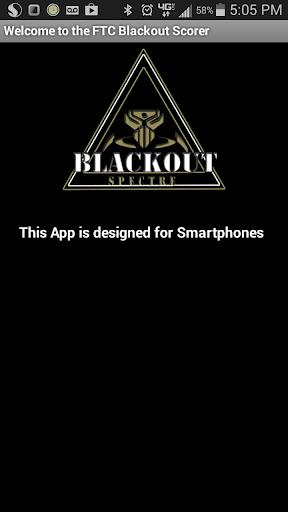 Blackout Cascade Effect Scorer