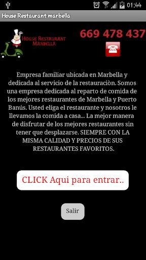 Comida a DomicilioH.R.Marbella