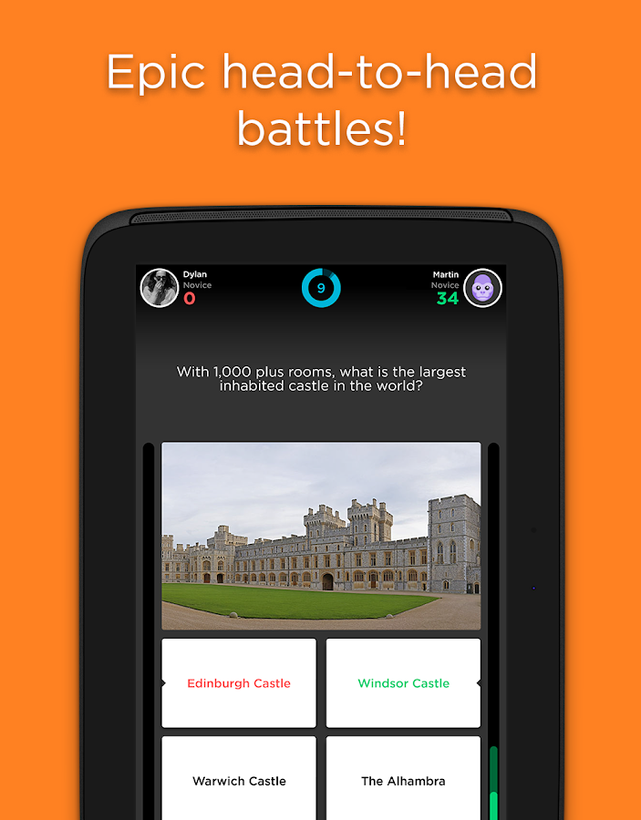 QuizUp - screenshot