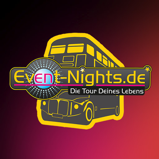 Event Nights LOGO-APP點子