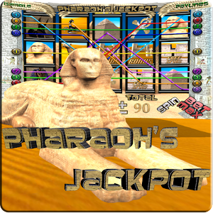 Pharaoh's Jackpot Slot Machine APK
