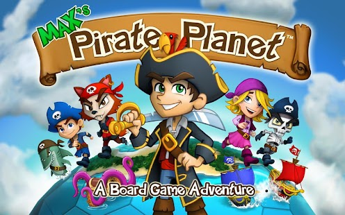 Max's Pirate Planet - screenshot thumbnail