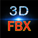 3D FBX Viewer RS icon