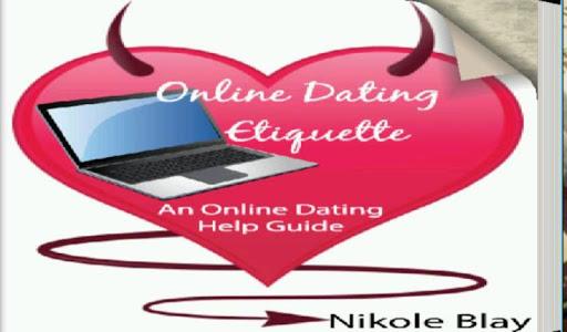 Online Dating Etiquette