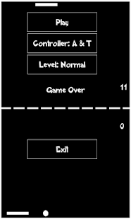 Classic Pong - screenshot thumbnail