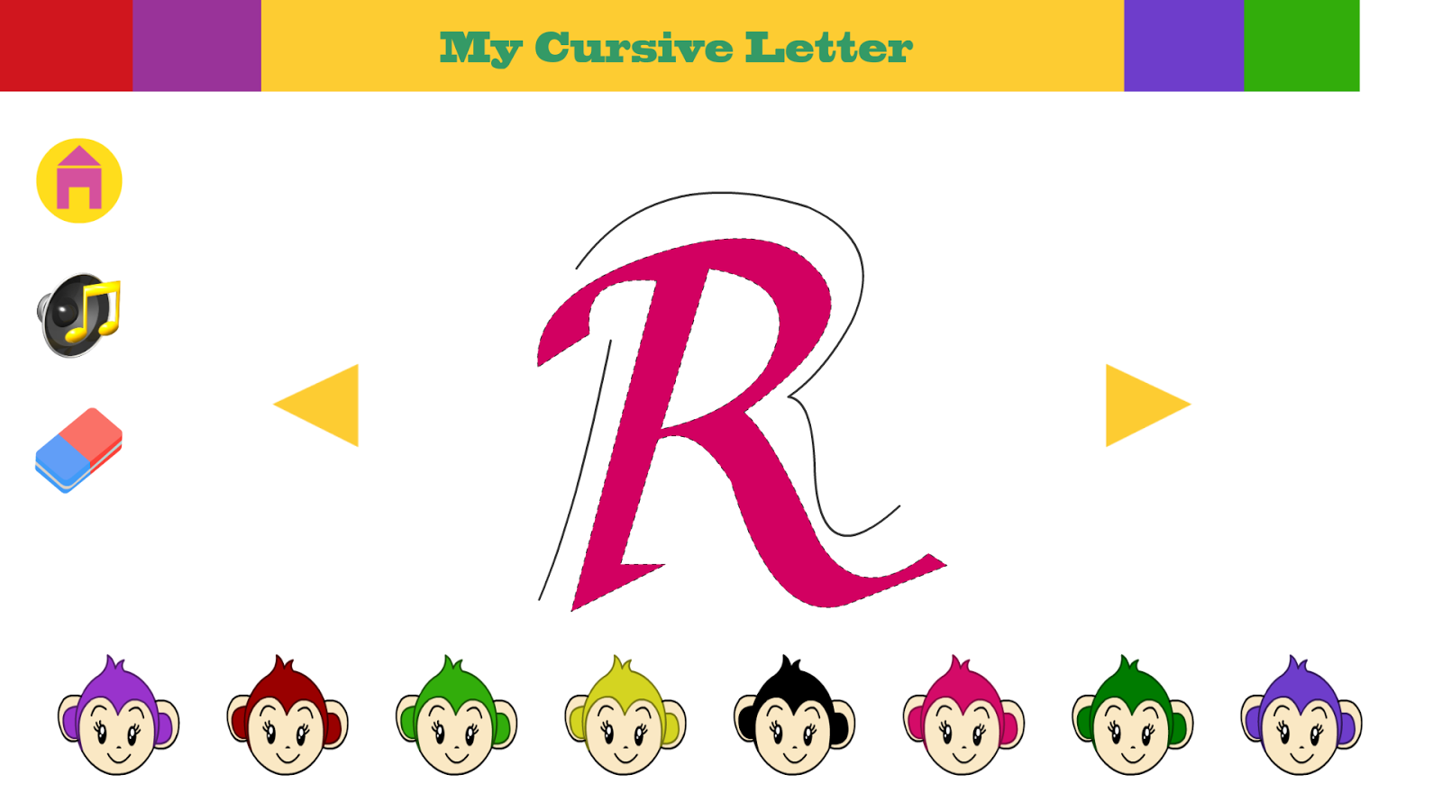 Cursive Alphabets - Android Apps on Google Play