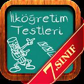 7.Sınıf Testleri