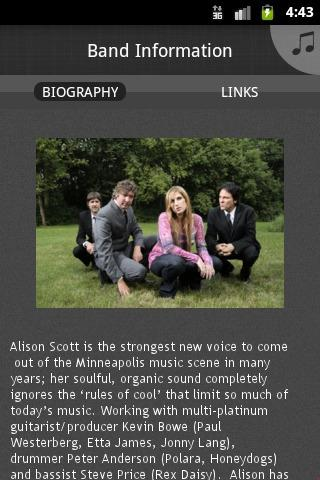Alison Scott - screenshot