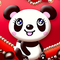 Love Panda LiveWallpaper Trial icon