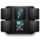 Tether Swipe Settings icon