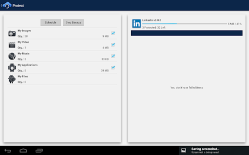 Malwarebytes Secure Backup - screenshot thumbnail