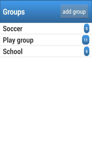 Sms Groups