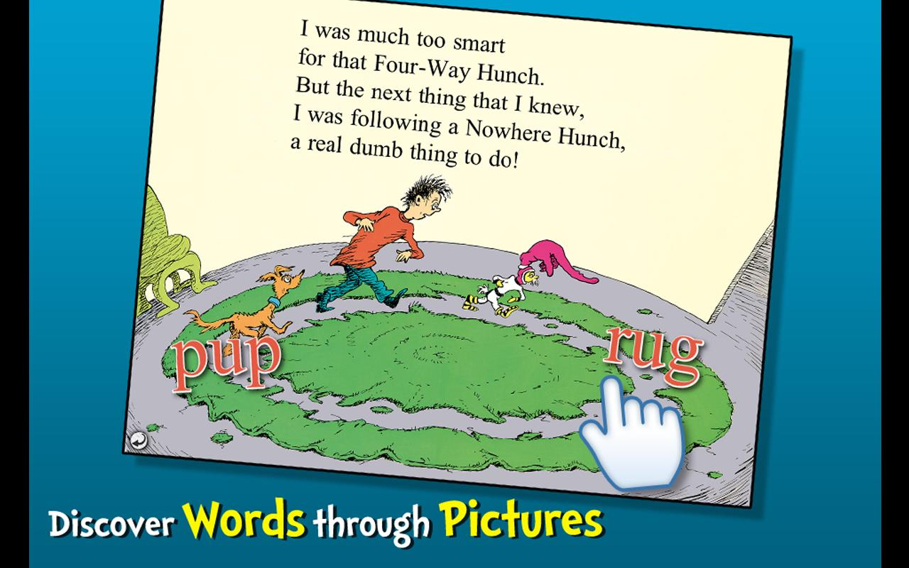 Hunches in Bunches - Dr. Seuss- screenshot