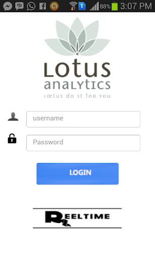 Reel Time - Lotus Analytics