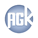 AGK Player logo