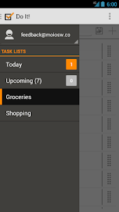 Do It! Lite: ToDo & Tasks List- screenshot thumbnail