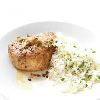 Sage Pork Chops.