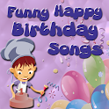 Funny Happy Birthday Songs icon