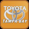 Toyota of TampaBay logo