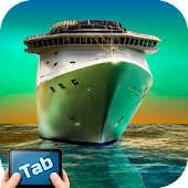 Cruise Ship Parking 3D TAB